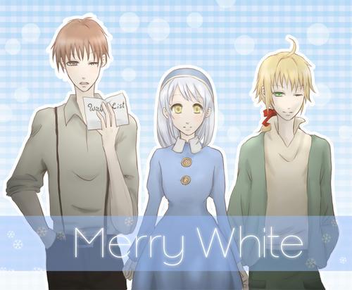 merry white