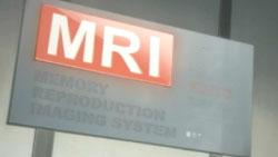 MRI (Memory Reproduction Imaging system) 記憶映像再現システムってこと?
