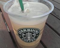 スターバックス コーヒーフラペチーノ 画像