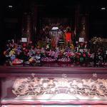 開化寺の花
