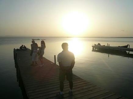 アルブフェラ湖1