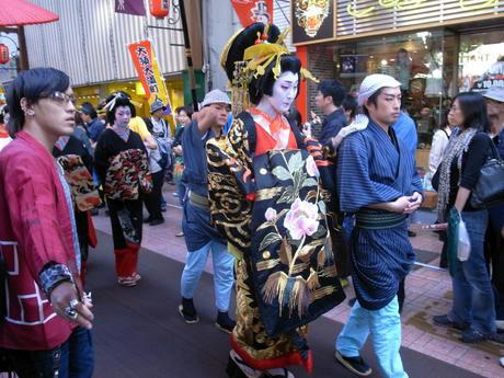 大道町人祭