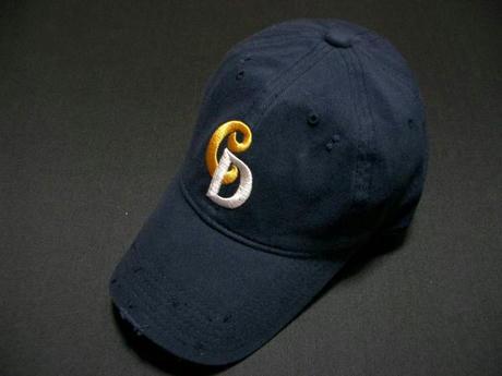 ヴィンテージCD帽子