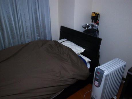 ベッド作戦