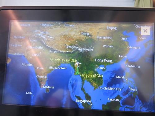 ビルマ第二の都市マンダレー【San Franciscoのひとりごと...3】
