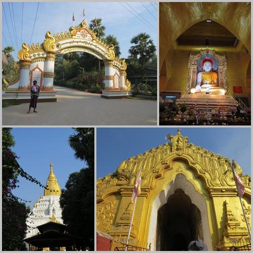 Mandalay観光ツアー1【San Franciscoのひとりごと...3】