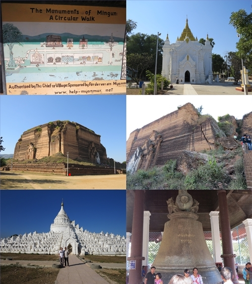 Mandalay観光ツアー終了!【San Franciscoのひとりごと...3】