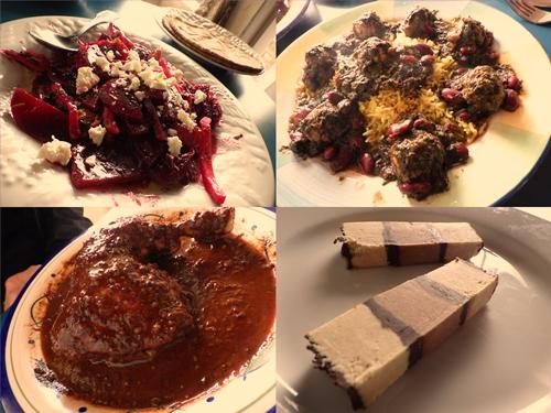 地中海料理【San Franciscoのひとりごと...3】