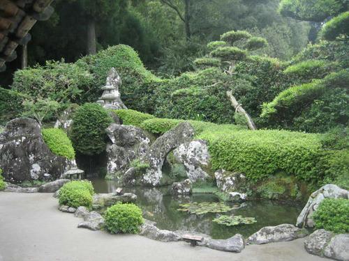 森重堅氏邸庭園