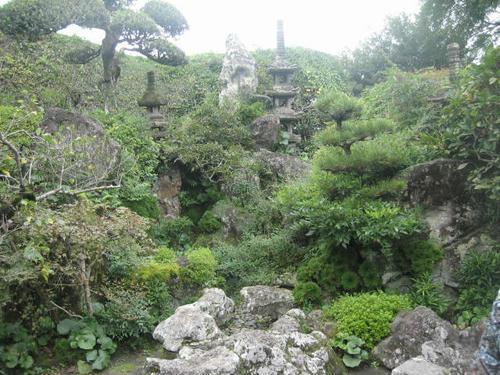 佐多民子邸庭園