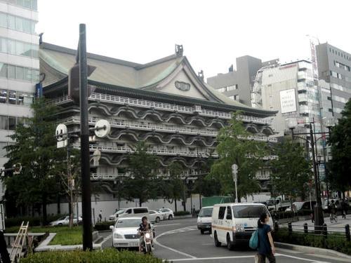新歌舞伎座(難波)