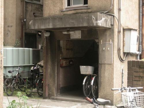 上野下同潤会アパート