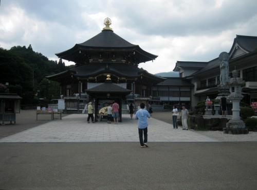 西方寺新本堂