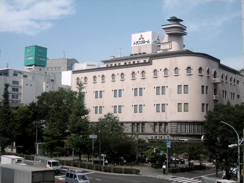 三菱倉庫本社