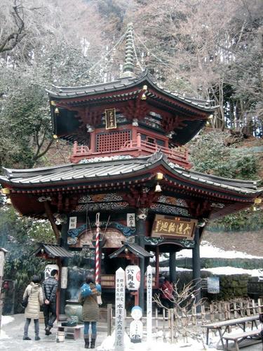 水澤寺六角堂