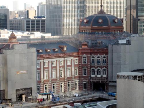 東京駅南ドーム