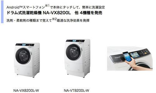 NA−VX8200L