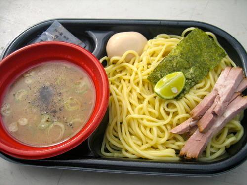 二代目つじ田のつけ麺