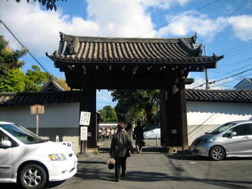 東福寺北門