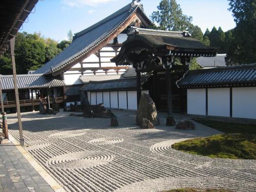 東福寺方丈庭園南庭