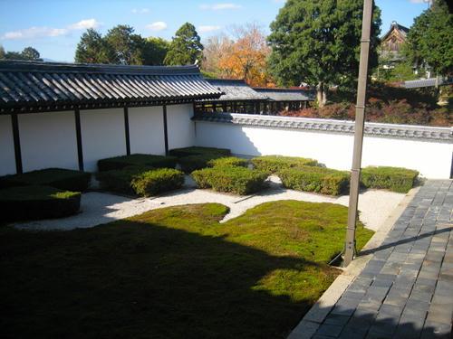 東福寺方丈庭園西庭
