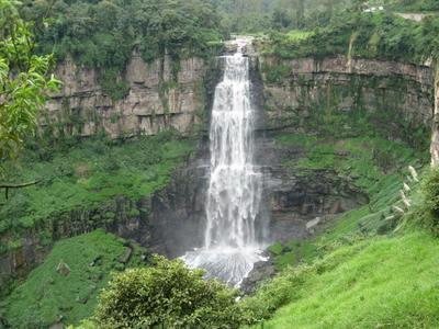 テケンダマの滝