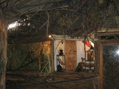 ハツカネズミの部屋