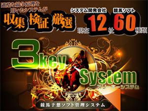 3キーシステム