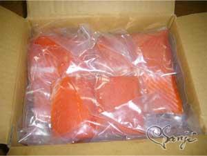 燕三条ハラペコ食堂の鮭の味噌漬け