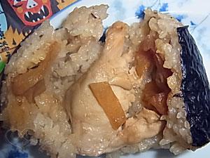 秋田のうまい!鮭しょっつる漬焼中身の秋鮭といぶり風大根漬