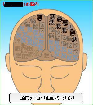 脳内正面(本名)