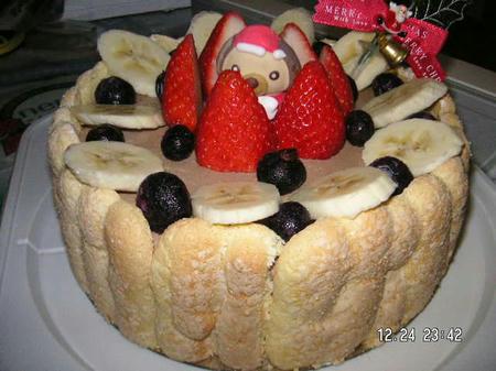 07クリスマスケーキ2
