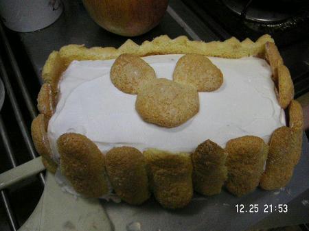 07クリスマスケーキ余り