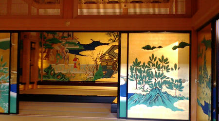 熊本城の中