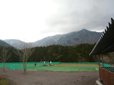 山が近いね~。