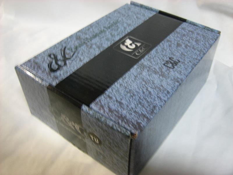 真空管アンプの箱