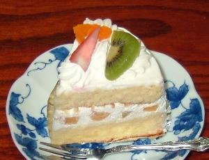 くるみのケーキ②