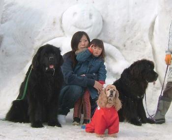 2月3日小岩井雪祭り♪⑤
