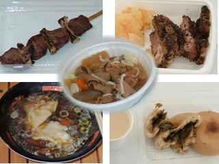 2月3日小岩井雪祭り♪食べた(≧∇≦)