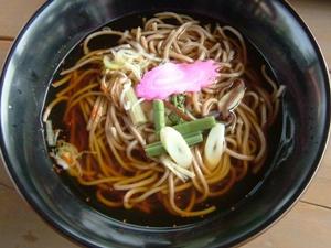 軽米やませ蕎麦(山菜)