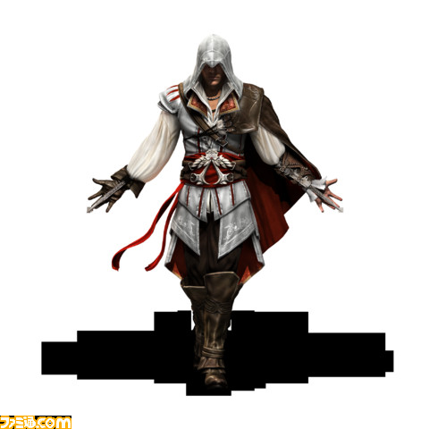 暗殺者Ezio(エツィオ)