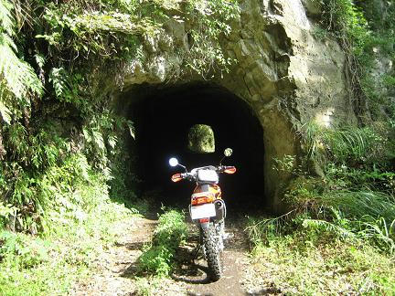 トンネル2本目