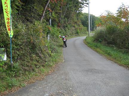 大平林道入口