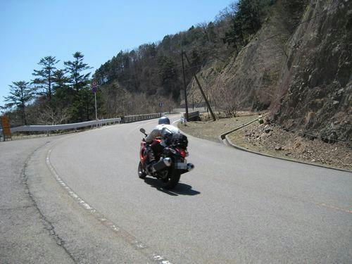 国道371号線