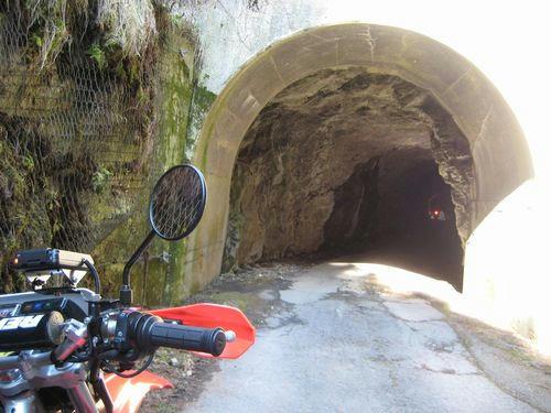小南峠トンネル