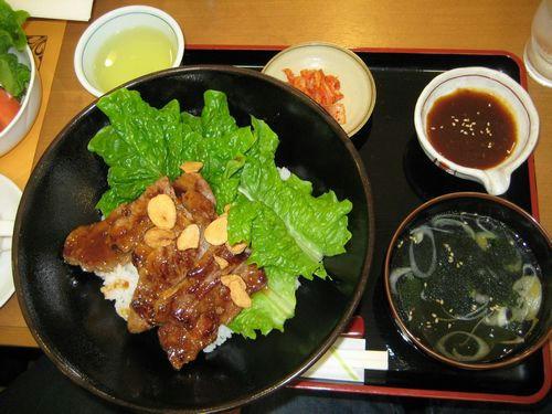 松阪牛スタミナ丼