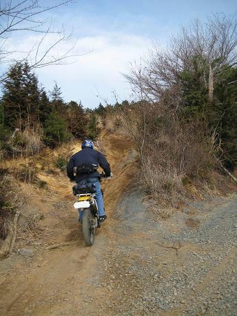 東飯田林道支線