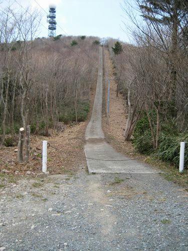 黒森林道支線