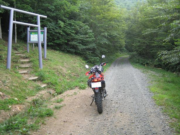高旗山登山道
