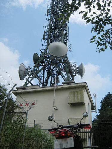 NHKの電波塔